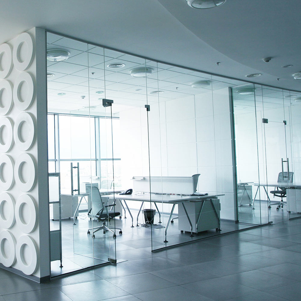 Glass Walls For Office