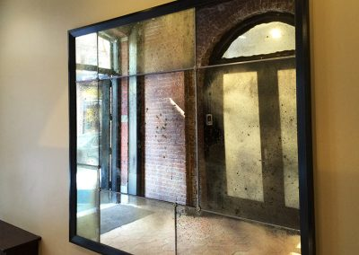 Antique-looking Mirror