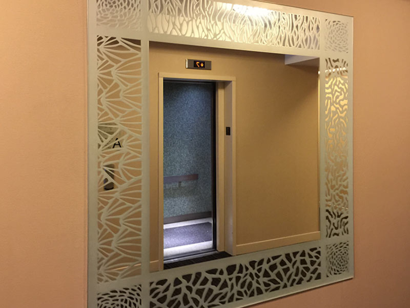 Etched Mirrors in New York & New Jersey | LuxuryGlassNY
