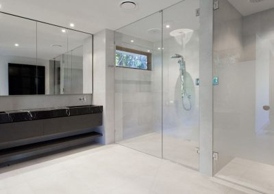 Frameless Swing Shower Door