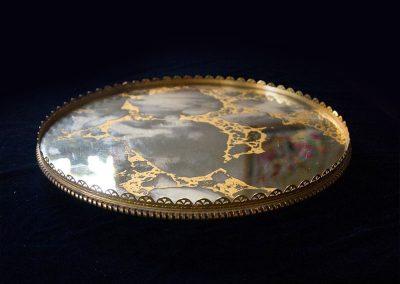 Gold-Vein Mirror