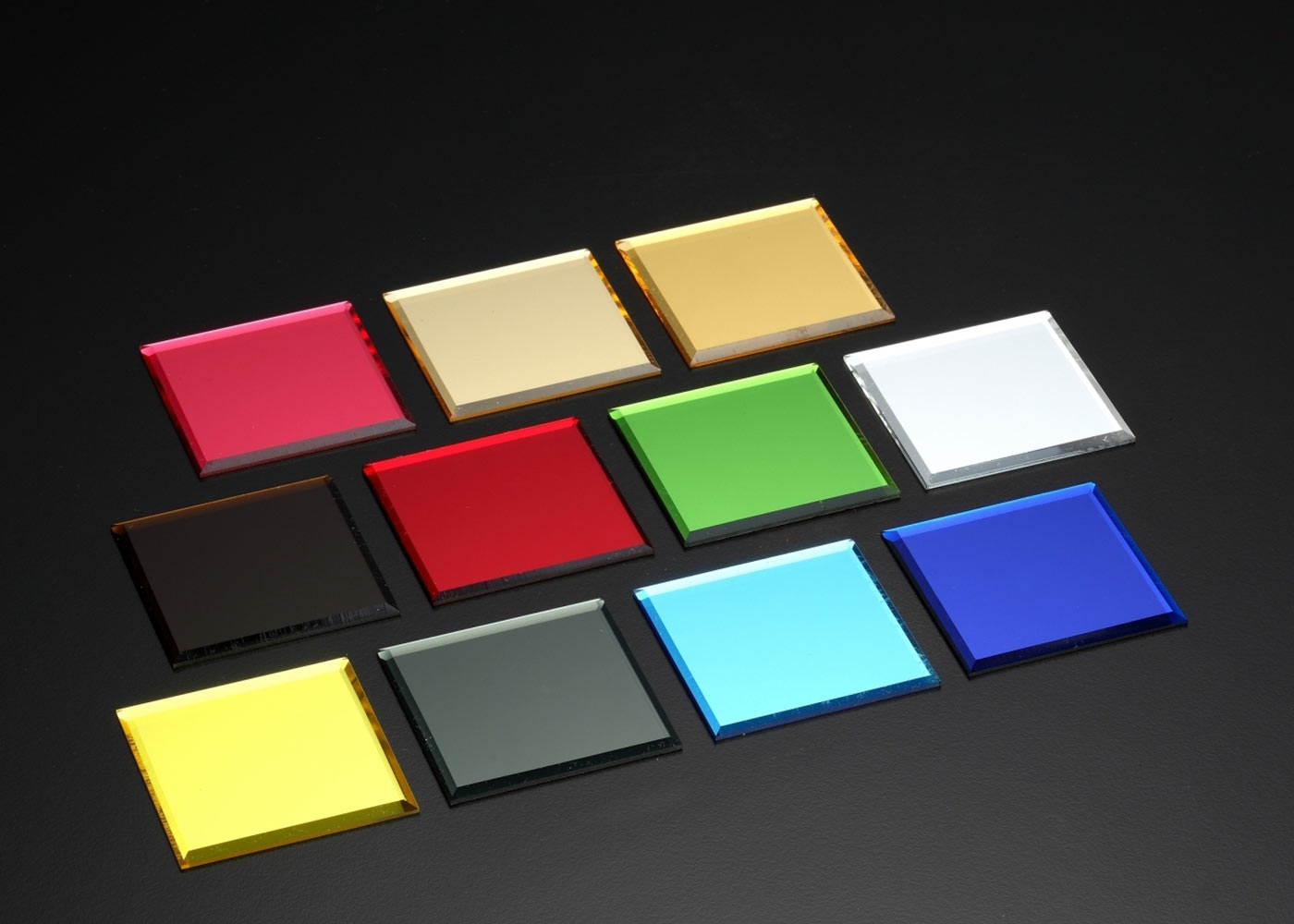 Colored Mirrors
