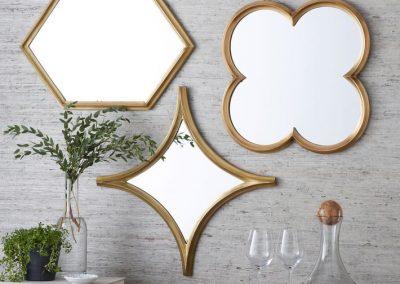 Unique Mirror Shapes