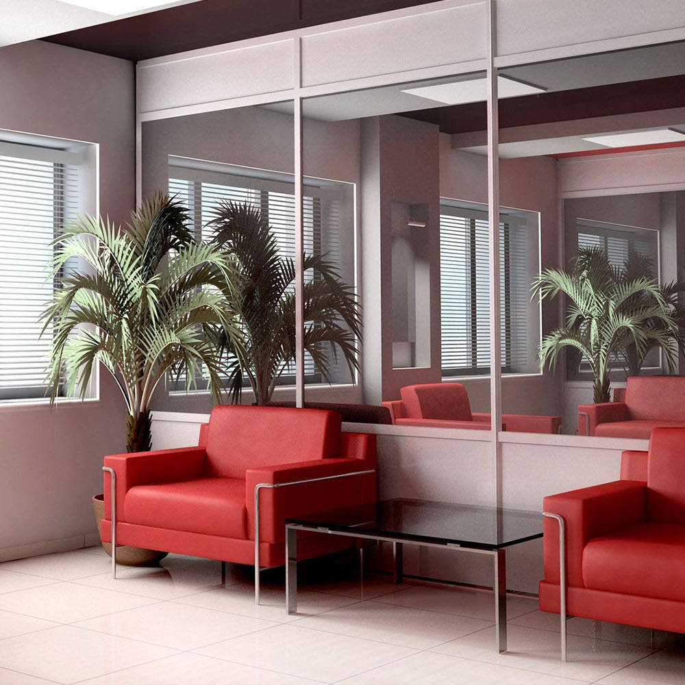 glass office partitions in new york new jersey