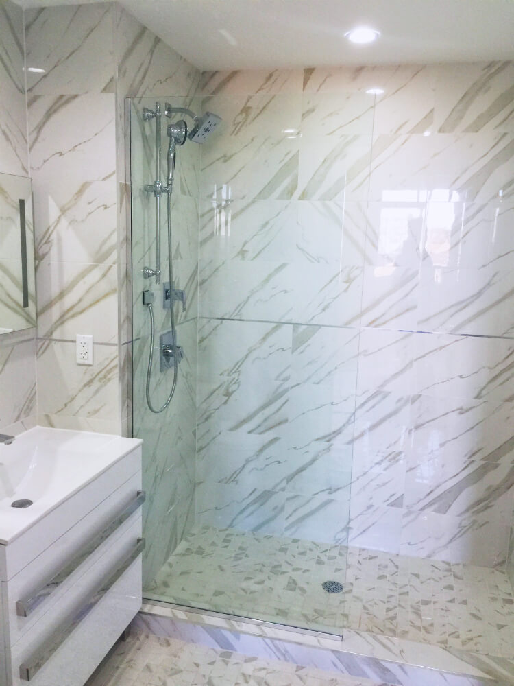 Shower Splash Guard Everything You Need To Know About Glass