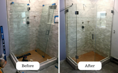 Our Projects – Frameless Custom Shower Doors in Midtown, NYC