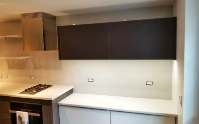 Our Projects – Glass backsplash for kitchen in Jersey City